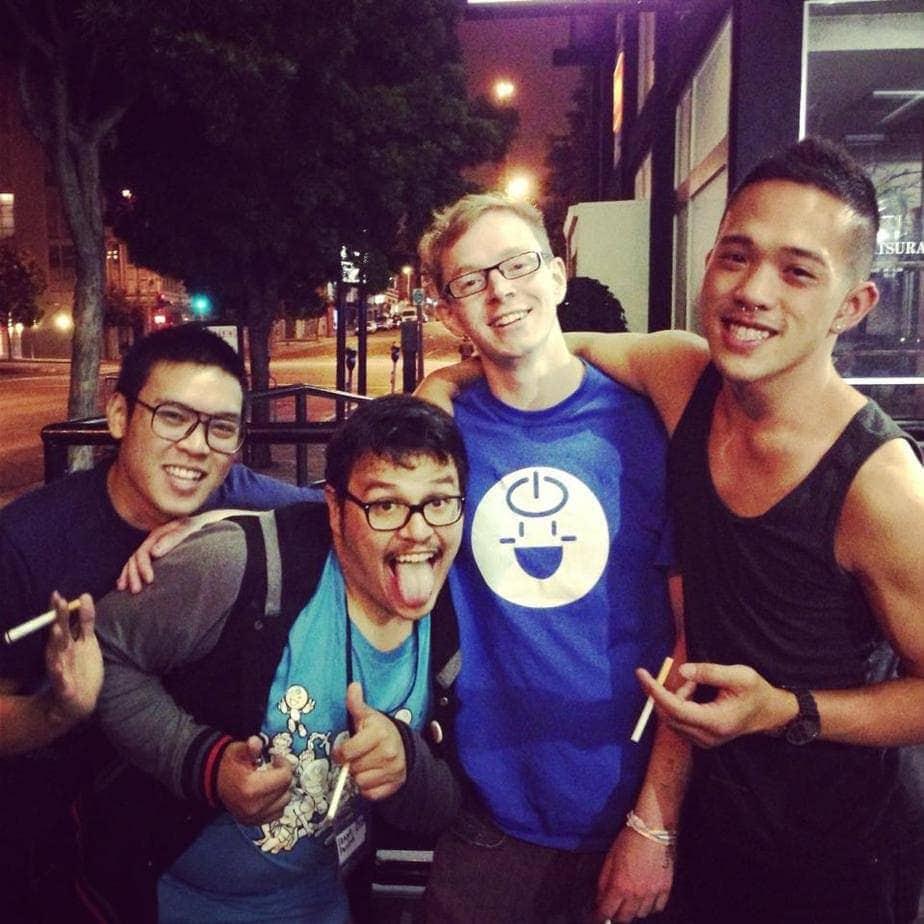 GaymerCon in SF.