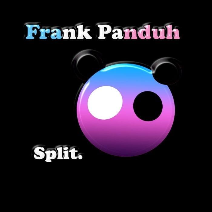 Frank Panduh Split. Album Art Full Size